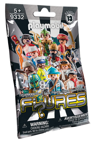 PLAYMOBIL 9332 FIGURES Boys Series 13