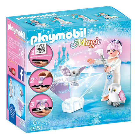 PLAYMOBIL 9351 MAGIC Ice Flower Princess