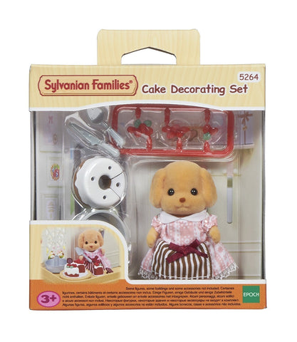 SYLVANIAN 5264 Cake Decorating Set