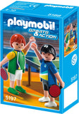 PLAYMOBIL 5197 OLYMPICS Table Tennis Players