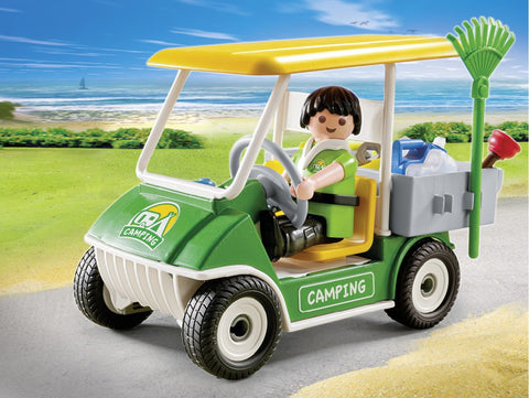 PLAYMOBIL 5437 Camping Cart
