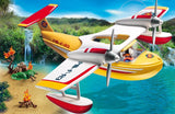 PLAYMOBIL 5560 WILDLIFE Firefighting Seaplane