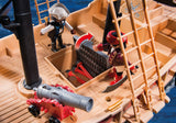 PLAYMOBIL 6678 PIRATES Combat Ship