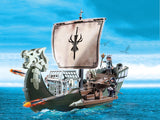 PLAYMOBIL 9244 DRAGONS Drago's Ship with Cannons