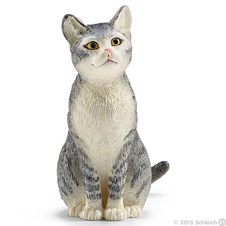 SCHLEICH 13771 Cat Sitting
