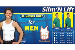 Slim N Lift for Men Shaping Undergarment Elimination of Male Beer Belly
