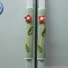 Twin Pack Refrigerator Handle Covers