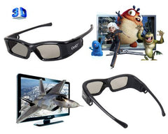 RF 3D Glasses Bluetooth Radio-Frequency Active Shutter for Samsung Sony Toshiba Panasonic Sharp TV