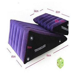 Toughage PF3203 Inflate Combo Contoured Support Pillows