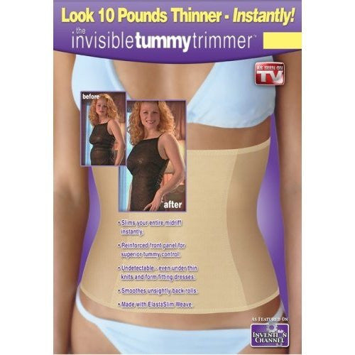 The Invisible Tummy Trimmer