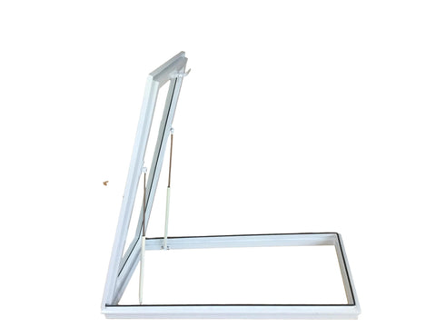 Skylight Sky Light Window ( Manual Venting ) 22-1/2-Inch x 46-1/2-Inch