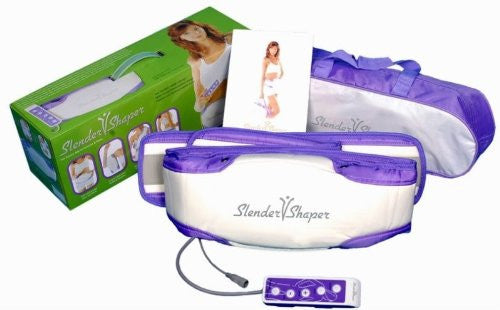 Slimming Fat Burner Slim Massage Belt Lose Weight Slender Shaper