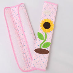 Twin Pack Refrigerator Handle Covers (pink)
