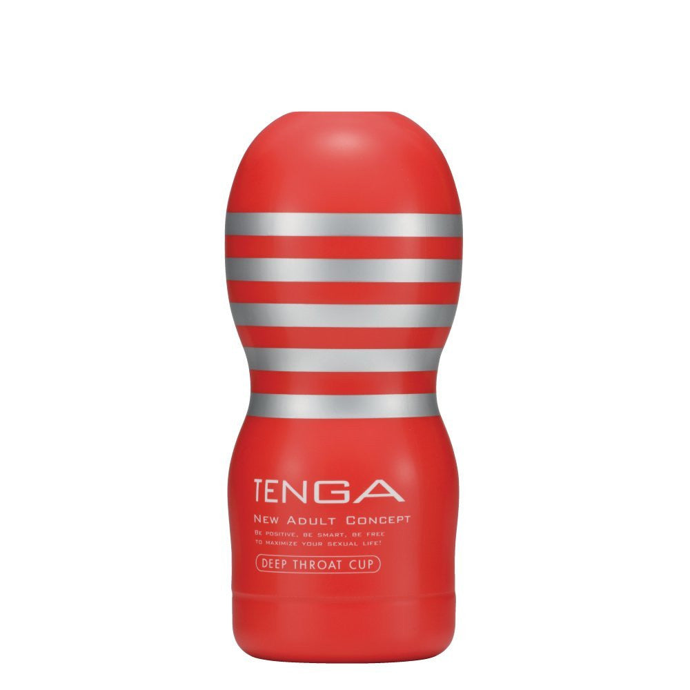 Pre-Lubricated Deep Throat Tenga Cup
