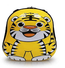 Animal Cartoon 3D Tiger Backpack Schoolbag Waterproof Hard Shell