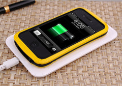 Qi Wireless Power Charger Inductive Mobile Phone Charger