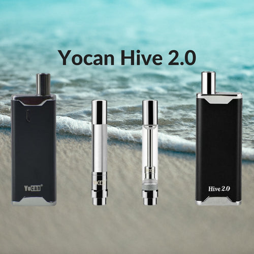 Yocan Hive 2 0: Smallest Yocan Vape for Oil & Wax - The Vape