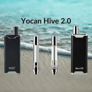 Yocan Hive 2.0 and Atomizers