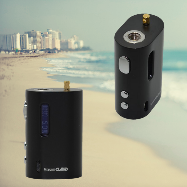 SteamCloud Box Mod Vape Review