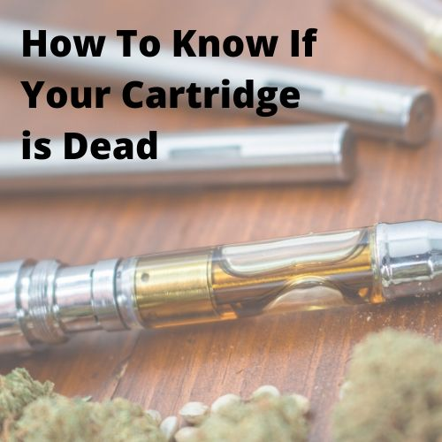 How To Know if An Oil Cartridge Is Dead
