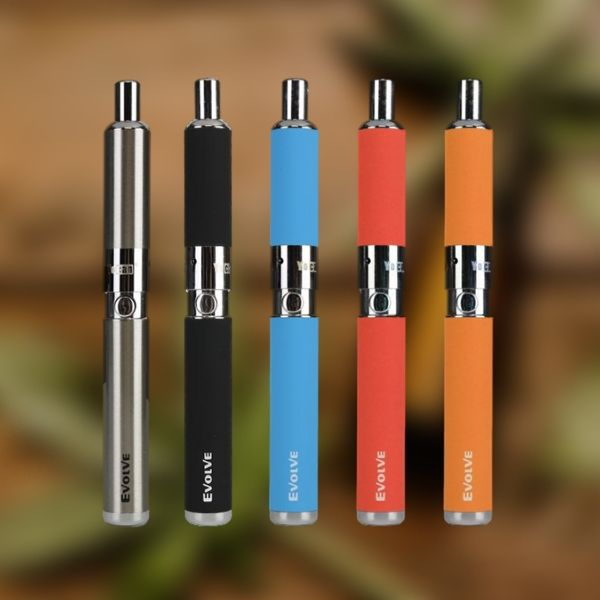 Yocan Evolve D Dry Herb Vape Pen Review