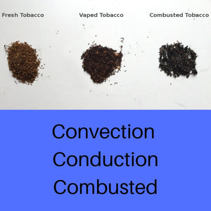 Convection Vaporizers vs Coduction Vapes vs Combustion Vaporizers