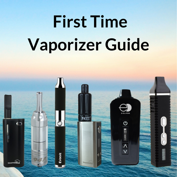 First Time Vaporizer Guide