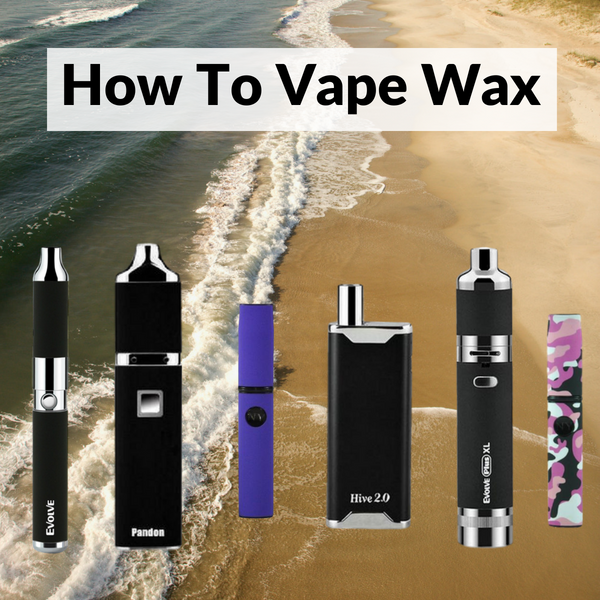 How to Vape Shatter from a Wax Pen or Dab Pen - The Vape Vet Store