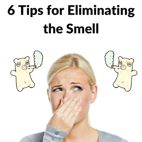 6 Tips for Eliminating the Smell