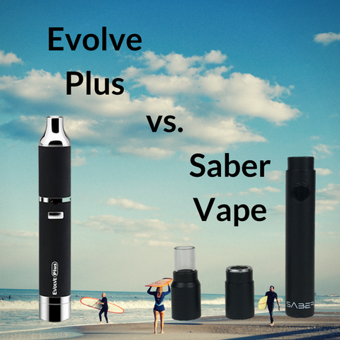 Evolve Plus vs. Saber Vape