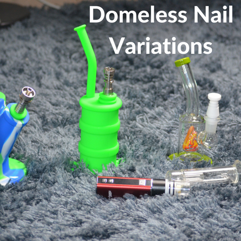 Domeless Nail Variations