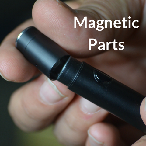 Magnetic Parts to Saber Vape