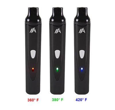 Apex Portable Dry Herb Vaporizer 3 Temperature Settings