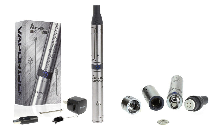 Atmos Boss Vape Pen for Dry Herbs