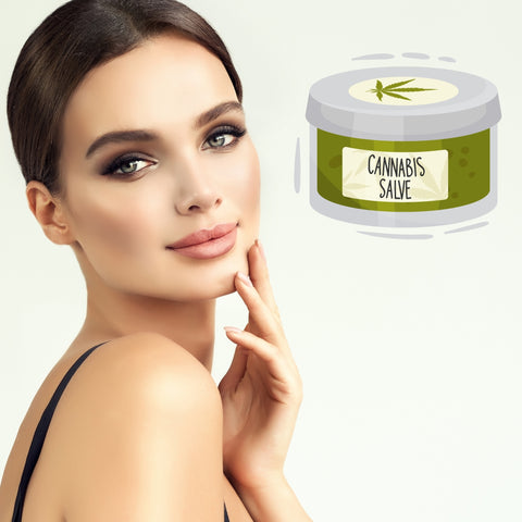 CBD lotion can improve beauty on your skin