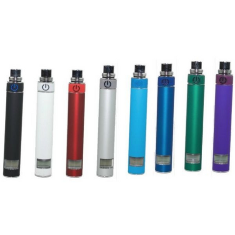 Battery in all different colors
