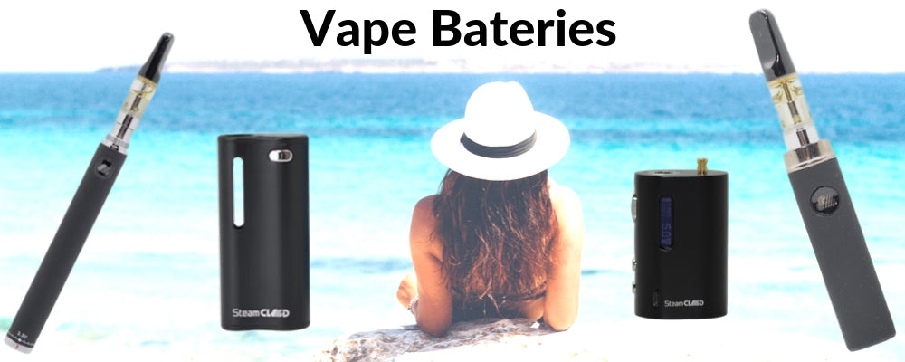 Different Types OF Vape Batteries