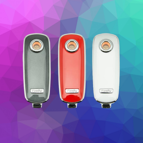 Firefly 2 in multiple of colors black red and white