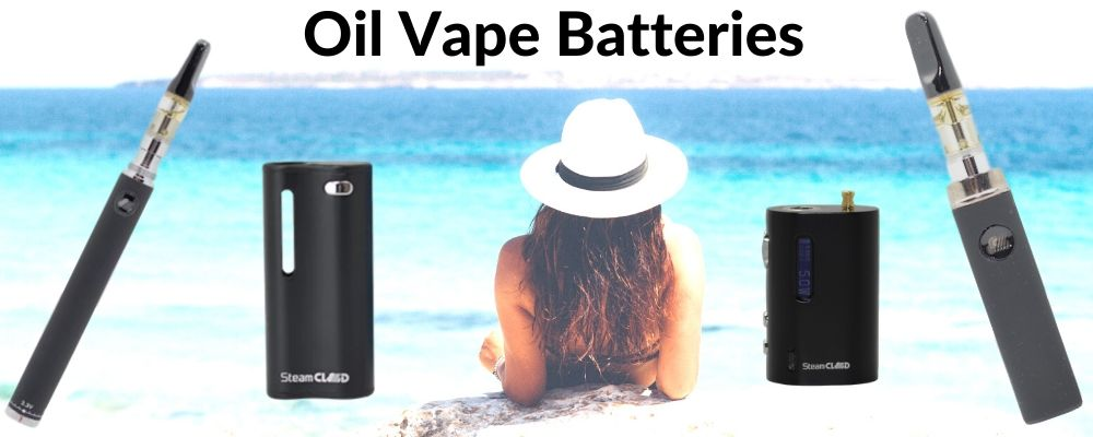 Oil Vape Batteries For Sale