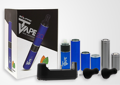 T-Vape 2.0 True Dry Herb Vaporizer Kit