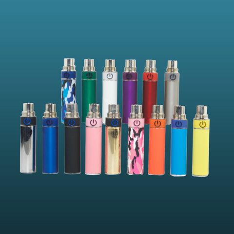 Vape battery for this in multiple colors