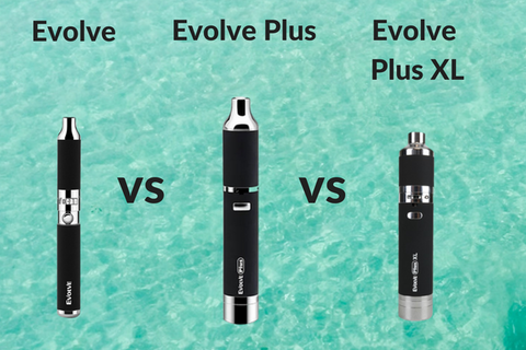 Yocan Evolve vs Yocan Evolve Plus vs Yocan Evolve Plus XL