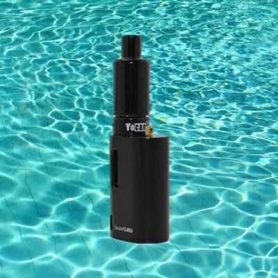Yocan Cerum Vape Tank with SteamCloud Box Mod