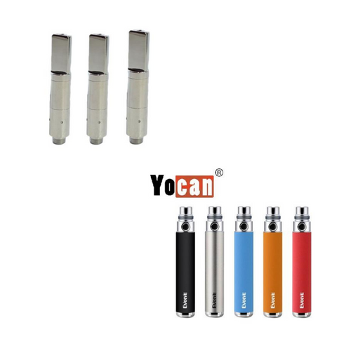 Yocan Cartridge with multiple options