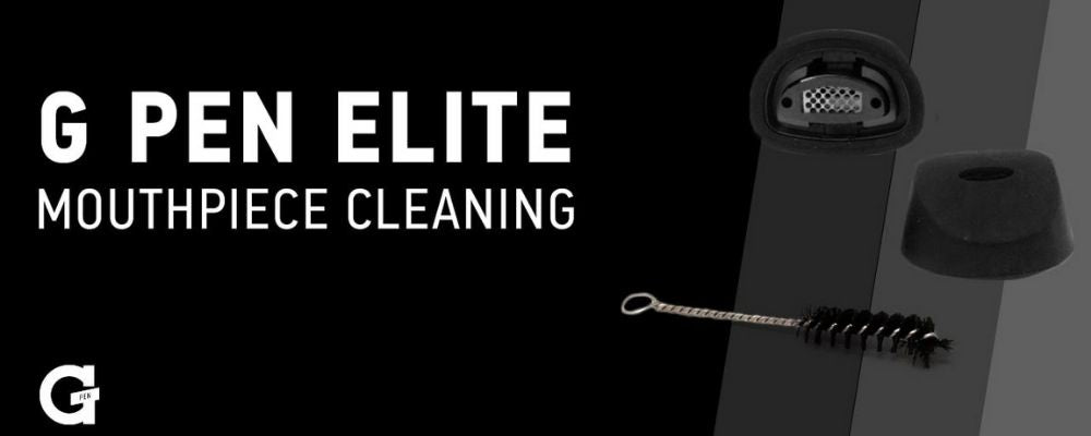 How Do You Clean the G Pen Elite?