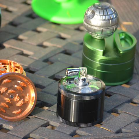 herb grinders and how to keep them clean