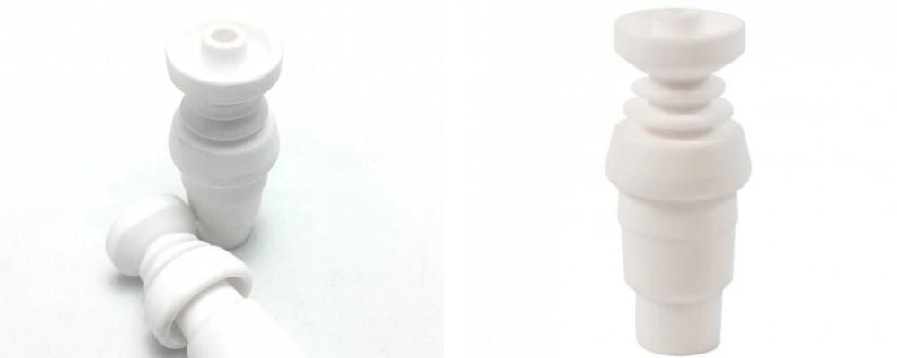 Interchangeable Ceramic Domeless Nail (14MM & 19MM)