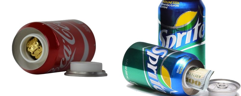 Soda Can – Various Flavors