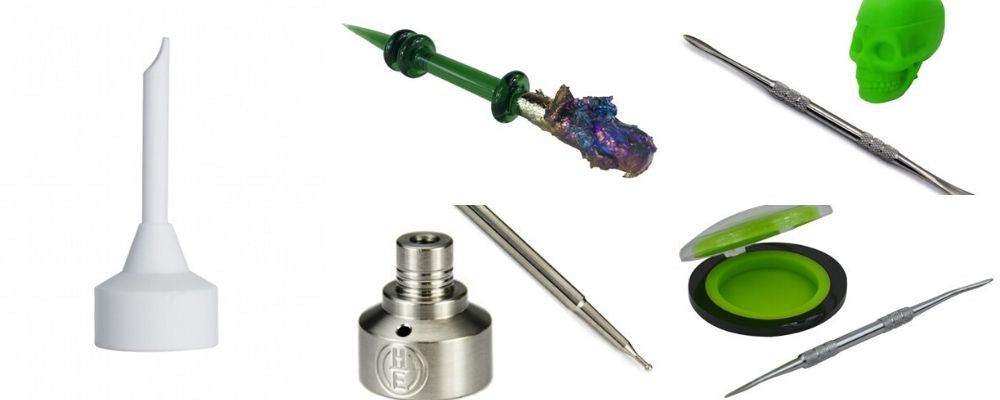 Different Dabbers