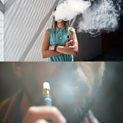 Vaping daily can add addiction into your life